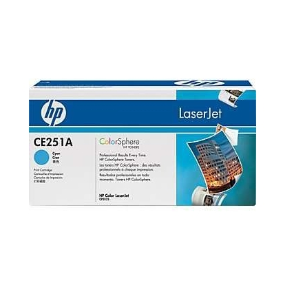 Toneris HP cyan | 7000psl | ColorSphere | Color LaserJet CP3520
