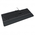 DELL Keyboard (QWERTY) KB-522 Wired Business Multimedia USB Black US/Euro (Kit) for Windows 8