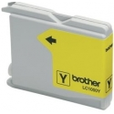 Rašalo kasetė Brother LC1000Y yellow | 400psl | DCP330C/ DCP540CN/ MFC5460CN