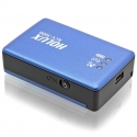 Holux RCV-3000 GPS Receiver/Data Logger Bluetooth/ 66 Channels/ WAAS, EGNOS support/ Li-ion Rechargeable and Changeable Nokia Compatible Battery, 20h/ Sensitivity 165dBm/ 4Mbit Flash memory for 200,000 log data recording