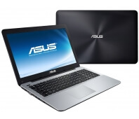 "ASUS X555LB 15.6"" HD 1366x768 LED matinis ekranas, Intel Core i5-5200U 2.2GHz (Max Turbo 2.7GHz), 4GB RAM, 1TB HDD, nVidia GT940M 2GB, DVD+/-RW, DOS"