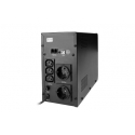 Energenie UPS with USB and LCD display, 1200 VA, black
