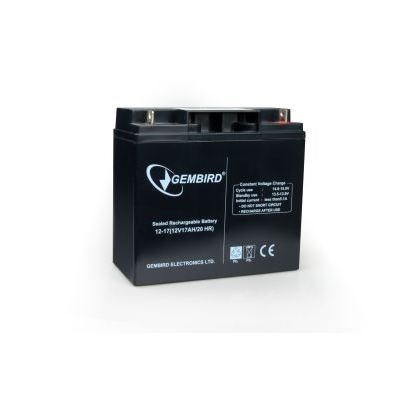 EnerGenie Rechargeable battery 12 V 17 AH for UPS