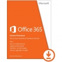 Microsoft Office 365 Home Premium, 1 Year Subscription - Online