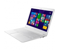 "Asus Zenbook UX305CA 13.3"" FHD 1920x1080 LED, IPS matinis ekranas, Intel Core M3-6Y30 0.9GHz (Max Turbo 2.2GHz), 8GB RAM, 256GB SSD, Intel HD 515, Windows 10, aliuminis, baltas, dėklas komplekte"