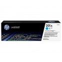 HP 201A Tonercartridge cyan 1.400 pages standard capacity