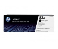 Toneris HP 83A Black dual pack