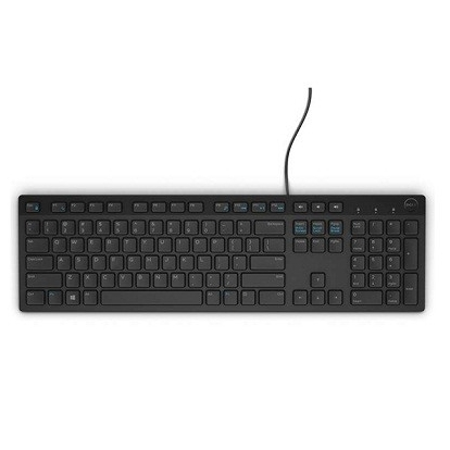 KEYBOARD KB216 EST/BLACK 580-ADHG DELL