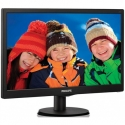 Monitorius Philips V-line 223V5LSB 21.5'' LED FHD, DVI, 250 cd/m2, 170/160