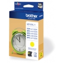 Rašalo kasetė Brother LC125XLY yellow | 1200 pgs | MFC-J4510DW