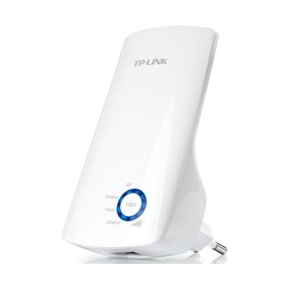 TP-Link TL-WA850RE Wireless Range Extender 802.11b/g/n 300Mbps, Wall-Plug