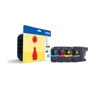 Brother LC121VALBPDR Value Ink Cartridge pack - black, yellow, cyan, magenta