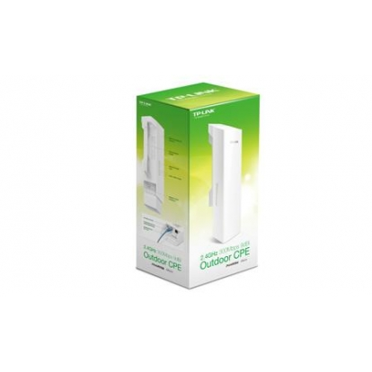 TP-Link CPE210 2,4GHz 300Mbps Outdoor Wireless Access Point CPE 9dBi