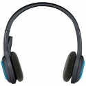 Logitech Wireless Headset H600, Black
