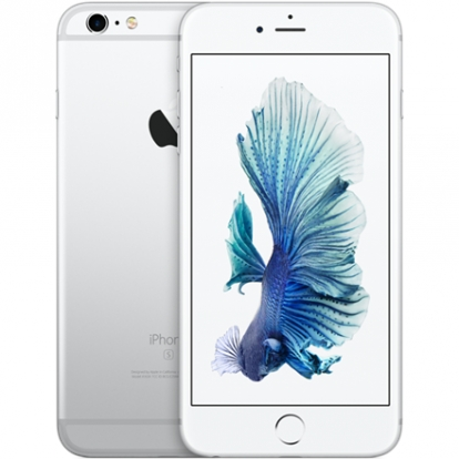 "Išmanusis telefonas Apple iPhone 6s Plus 16GB Silver | 5.5"" IPS LCD 1080 x 1920 pixels, 3D Touch 