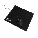 Gembird gaming mouse pad, black color, size S 200x250mm