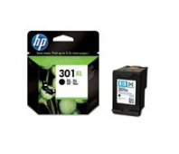 INK CARTRIDGE BLACK NO.301XL/8ML CH563EE HP